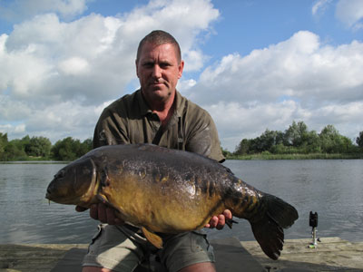 Brooke Lake Specimen Carp